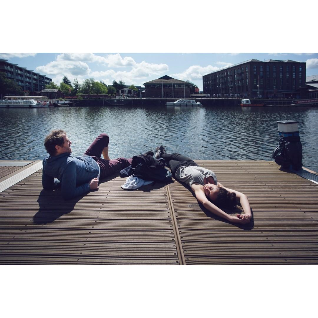 """Wellbeing and Selfcare"" - Harbourside Taken for the Fringe Arts Bath - Photo-marathon 2020 #photomarathon #FaB20 @fringeartsbath"